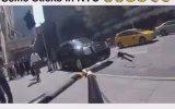 Elalemin Selfie Çubuğunu Kesmek  NYC