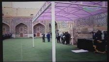 Özbekistan Cumhurbaşkanı İslam Kerimov'un Cenaze Merasimi