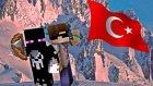 Türk Bayrağı | Minecraft Build Battle | Bölüm 16 - Oyun Portal