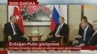 Erdoğan - Putin - Görüşmesi 3 Eylül 2016 G20 Zirvesi ÇİN