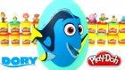 Kayıp Balık Dori Sürpriz Yumurta Oyun Hamuru - Lps  Minyonlar Dori Oyuncakları