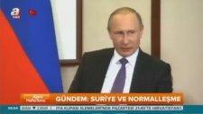Putin'den Hakan Fidan Göndermeli Espri