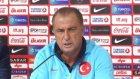 Fatih Terim, Hırvatistan maçı öncesi konuştu