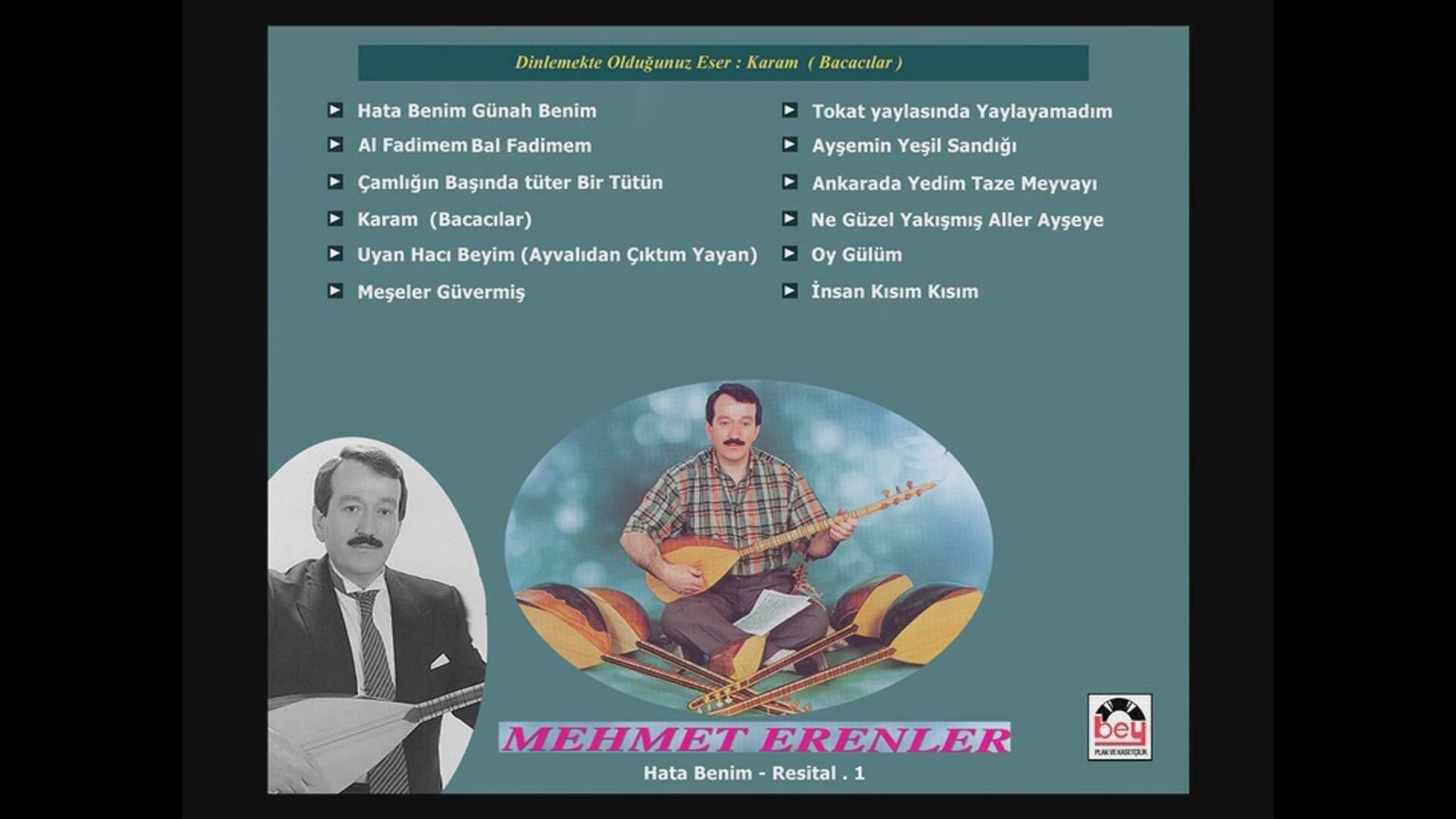 Mehmet Erenler Şarkıları
