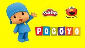 Pocoyo Play-Doh Oyun Hamuru ile Yapımı | Oyuncak Tv