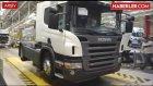 Scania, 2 Milyar Euroluk Yatırımla Geleceğin Aracını Üretti
