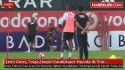 Şenol Güneş, Tolga Zengin'i Karabükspor Maçında İlk 11'de Oynatacak