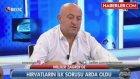 Sinan Engin: Hırvatistan Maçında Yenilirsek Terim İstifa Edebilir