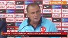 Türkiye Futbol Direktörü Terim, Basın Mensuplarının Sorularını Cevapladı (3)