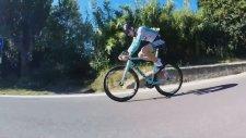 Bisiklet Yarışında Rüzgar Kesme Taktiği (Karaman Motorcularının Taktiği)