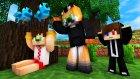 En Zor Minecraft #5 Orda Bir Köy Var Uzakta :D | Minecraft Evi