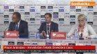 Maçın Ardından - Hırvatistan Teknik Direktörü Cacic