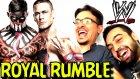 Dayımızla Cezali Komedi Royal Rumble | Wwe 2k16