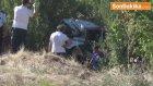 Erzincan'da Feci Kaza! 4 Ölü, 1 Yaralı