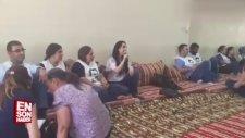 Figen Yüksekdağ'dan Öcalan'a Aşk Şarkısı
