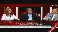 Hasan Atilla Uğur: Ergenekon Listesini Öcalan Hazırladı
