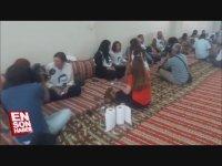 HDP'den Açlık Grevi Tiyatrosu