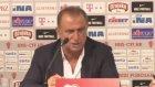Hırvatistan Maçı Sonrası Fatih Terim Açıklaması (05 Eylül 2016)