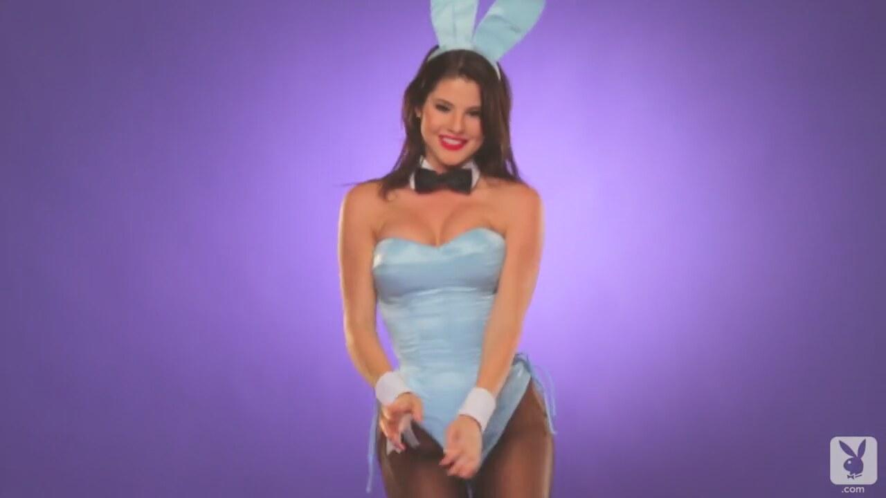 "amanda cerny "" the naughty bunny"" playboy | İzlesene"