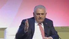 Binali Yıldırım'ın Mr. Gülen Tepkisi