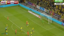 İsveç 1-1 Hollanda (Maç Özeti - 06 Eylül 2016)
