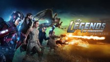 Legends of Tomorrow Soundtrack: Season 1 - 20.Hawkgirl Fights Savage, Atom Fights Leviathan
