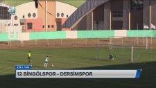 12 Bingölspor 6-7 Dersimspor - Maç Özeti İzle (6 Eylül 2016)