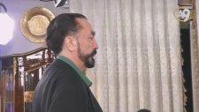 Adnan Oktar'dan Figen Yüksekdağ'a: Dangalaklık Yapmayın