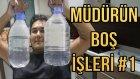 Çeşme Suyunu Damacana Suyuna Çevirmek - Muratabigf