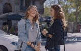 Lezbiyen Film Girişli Mavi Reklamı