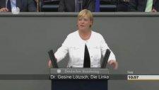 Merkel'in Fırça Yiyip Arka Sıraya Gönderilmesi
