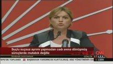 Selin Sayek Böke: Hükümet Atatürkçü Kim Varsa Toplama Gayretine Girdi