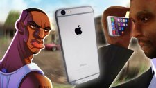 Iphone 6 Sılver Modu (Gta San Andreas)