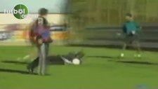 Ronaldo, Guardiola Ve Mourinho'nun İçinden Geçti