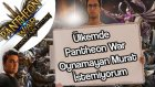 Web Tabanlı Rpg Oyunu - Pantheon War: Pandoranın Kutusu