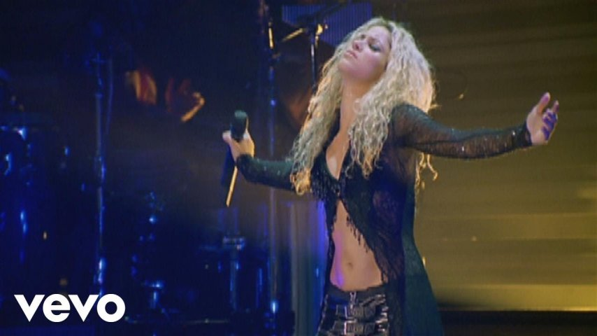 Gypsy DMC Radio Mix Song By Shakira From Gypsy, Download