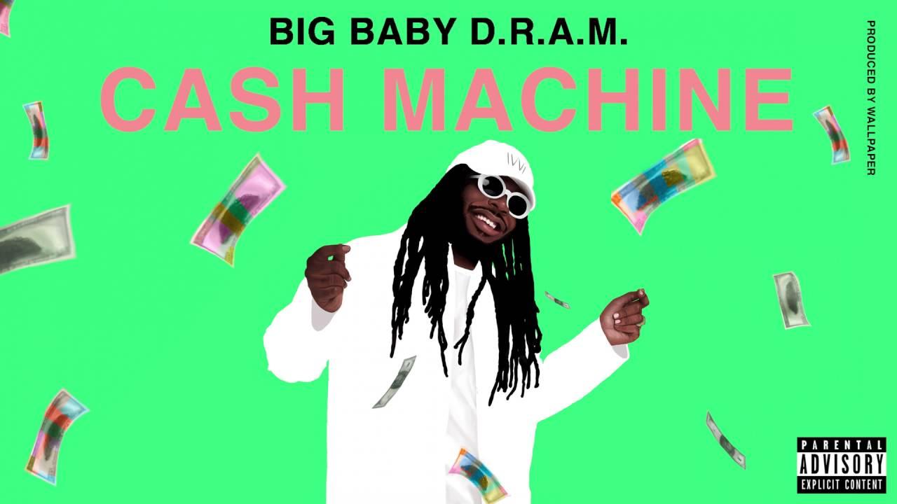 big baby dram machine