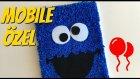 Kurabiye Canavarı Defter Yapımı/ Okula Dönüş / Mobile Özel Video