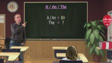 A, An, The Konu Anlatımı #5