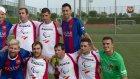 Barcelona, Paralimpik İspanya Futbol Takımı'na Karşı