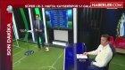 Kayserispor - Galatasaray Maçında Yasin Öztekin'in Penaltı Pozisyonu Olay Oldu