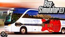 Konser Otobüsü // Bus Simulator 2016 Logitech G27#21 - Kashyk