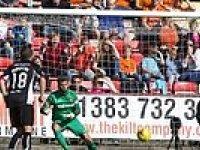 23 Dakikada 3 Penaltı Kurtaran İskoç Kaleci