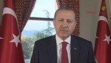 Cumhurbaşkanı Erdoğan:PKK Ve DAEŞi Bitireceğiz