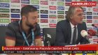 Kayserispor - Galatasaray Maçında Caps'ler Dikkat Çekti