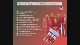 Mustafa Oruç - Tellide Yazmayı Oyaladınmı
