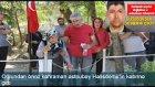 Oğlundan Önce Kahraman Astsubay Ömer Halisdemir'in Kabrine Gitti