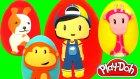 Pepee ve Hayvan Dostları 4 Sürpriz Yumurta Oyun Hamuru - Pepee Oyuncakları LPS Fashems