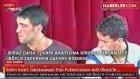 Selim Kosif, Galatasaraylı Eski Futbolcuların Adil Öksüz'le Fotoğrafını Paylaştı