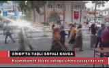 Sinop'taki Taşlı Sopalı Meydan Muharebesi